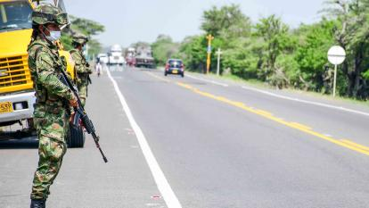 Emiten alerta ante presencia de grupos delincuenciales en Magdalena y Cesar