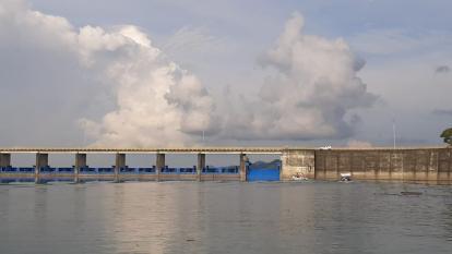 Urrá asegura que el embalse ha contenido varias crecientes en el río Sinú