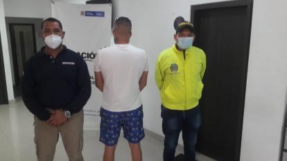 Capturan en Barranquilla a francés con circular roja de la Interpol