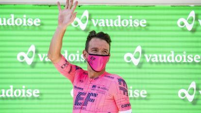 Rigoberto Urán dijo que luchará por el Tour de Francia