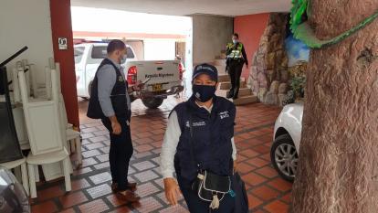Distrito sella motel Daykiry por no cumplir con medidas de higiene y seguridad