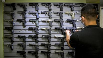 Armas traumáticas: un negocio que se disparó