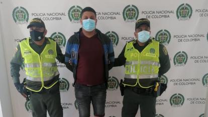 Capturan al presunto homicida de un hombre en Malambo