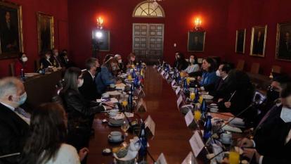 Así respondió el Gobierno de Colombia a las sugerencias de la CIDH