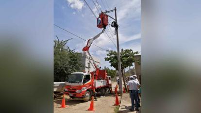 Este jueves quedarán sin energía varios sectores de Barranquilla y Atlántico