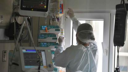 Colombia registra este jueves 23.275 nuevos contagios y 577 muertes por covid