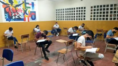 Clases siguen bajo alternancia en Valledupar