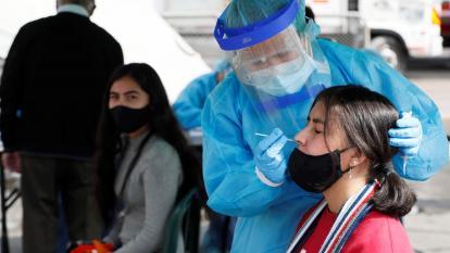 Atlántico reportó este jueves cinco muertes y 445 nuevos contagios por covid