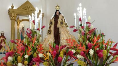 Granadinos celebran con obras sociales el Día de la Virgen del Carmen