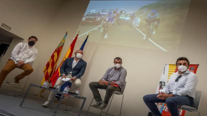 La Vuelta España pasará por la Comunitat en dos etapas de costa y montaña