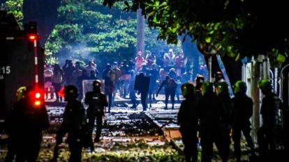 Proyectos antivandalismo y la reforma a la Policía