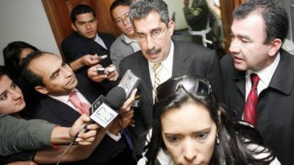 Salvador Arana pide perdón por el crimen de 'Tito' Díaz