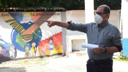 Humboldt cuenta con las condiciones para regreso a aulas: rector