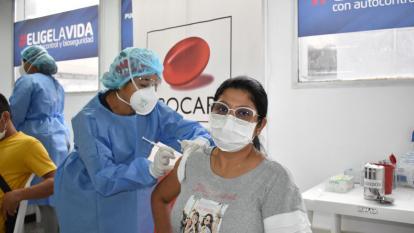 Más de 2.900 empleados de Procaps han sido inmunizados contra la covid-19