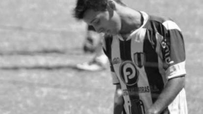 Tragedia en el fútbol uruguayo: encontraron muerto a Emiliano Cabrera