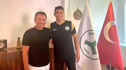 Alexis Pérez ficha por el Giresunspor de la Superliga de Turquía