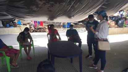 Discutirán inclusión de indígenas en registro de víctimas de Córdoba