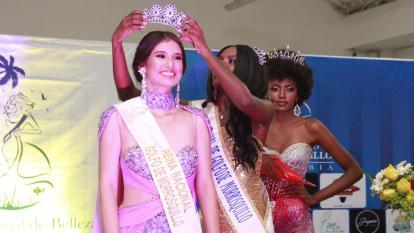 Corona del Reinado del Golfo de Morrosquillo se fue para Bucaramanga