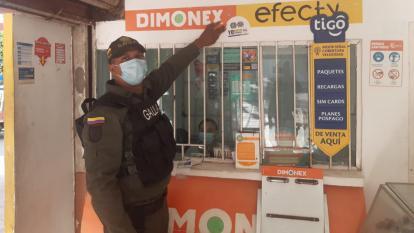 No deben temerle a los extorsionistas: Gaula a comerciantes de la ciudad