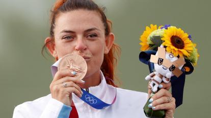 San Marino ganó la primera medalla de su historia en los Juegos Olímpicos de Tokio
