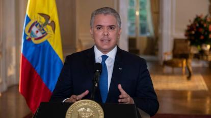 Crisis de refugiados en Panamá no debe ser trabajo solo de Colombia: Duque