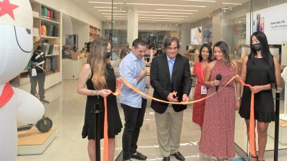Xiaomi inaugura segunda tienda oficial en Barranquilla