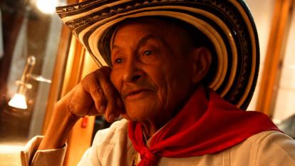 Falleció 'Juan Chuchita', voz líder de los Gaiteros de San Jacinto