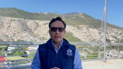 Defensoría se reunió con colombianos presos en Haití