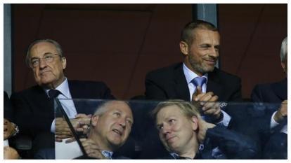 Ordenan a Uefa que revoque actuaciones contra clubes, según R. Madrid y Barsa