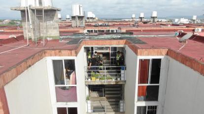 Minvivienda revocó subsidios gratis en tres familias en Las Gardenias