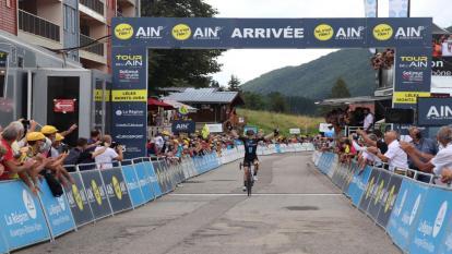 Michael Storer conquista el Tour de l'Ain