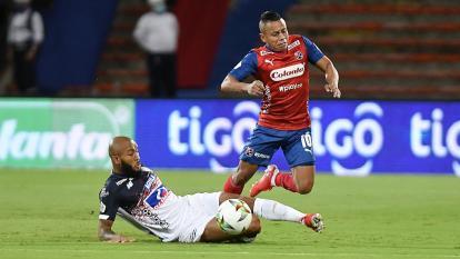 Junior se mide al Medellín, en el estadio Atanasio Girardot, por la Liga BetPlay II-2021