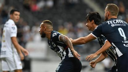 Monterrey 2, Pumas 0: doblete de Duván Vergara