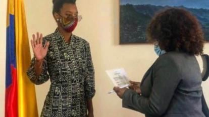 Sucreña llegó a la 'Ruta del Esclavo' de la Unesco