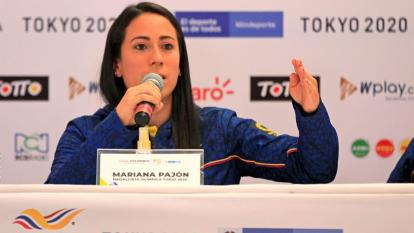 """Mariana Pajón afirmó que los atletas """"no son robots"""""""