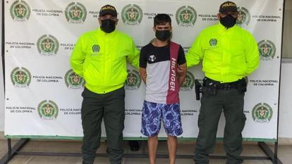 Capturan a presunto responsable del homicidio de líder de Colombia Humana