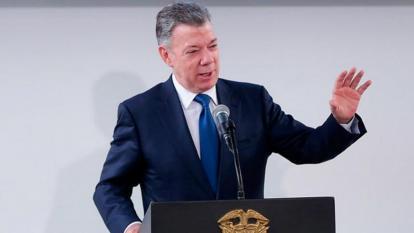 Cámara y Consejo Nacional Electoral archivan caso contra Santos por Odebrecht