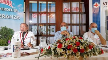 Jaime Dugand González asumió como nuevo gerente de Coolechera