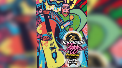 Vuelve Barranquijazz presencial para celebrar sus 25 años de existencia