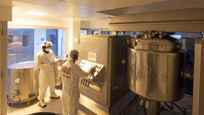 Está cerca la fabricación de vacunas contra la covid en Colombia: Procaps