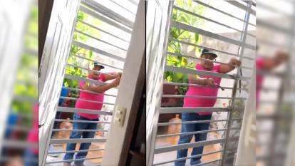 Mujer confrontó a supuestos ladrones que intentaban entrar a su casa en México