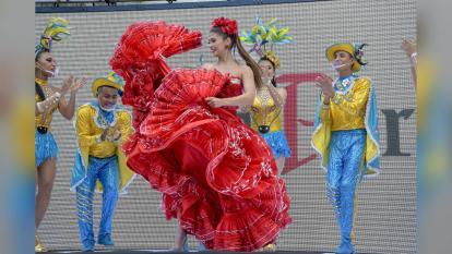 Valeria Charris, la reina de un Carnaval que vale por dos