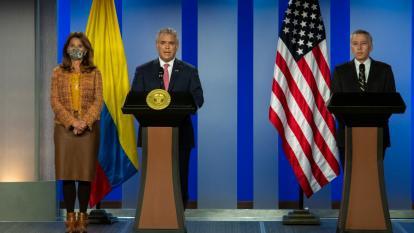 Duque confirma que llegarán refugiados afganos a Colombia