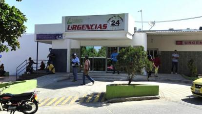 Menor fue herido por bala perdida en el barrio Juan 23, de Malambo