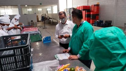 Contraloría inspeccionó bodegas del PAE en Cartagena