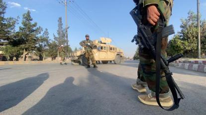 """EE. UU. afirma que aún hay """"amenazas reales"""" contra sus tropas en Afganistán"""