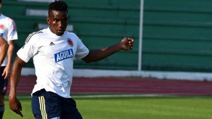 Dairon Mosquera dice que está listo para debutar con la Selección Colombia