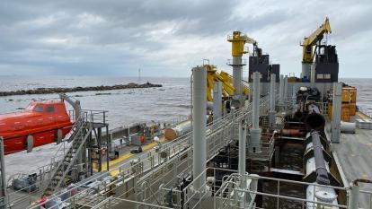 En Bocas de Ceniza se removerán 125 mil metros cúbicos de sedimentos