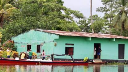 """""""Por las inundaciones lo hemos perdido todo"""": cordobeses"""