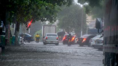 Lluvias se incrementarán en el centro y sur del departamento